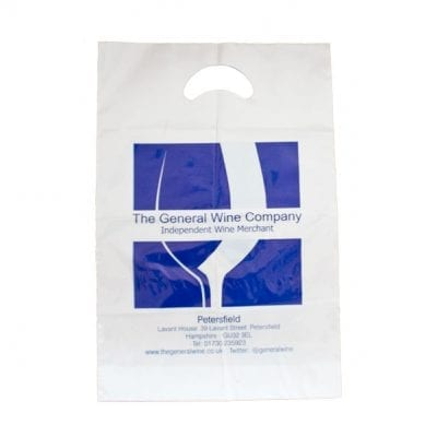 Printed Polythene Gifts & Stationary Carrier Bags