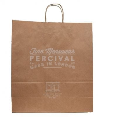 Printed Paper Gifts & Stationary Carrier Bags