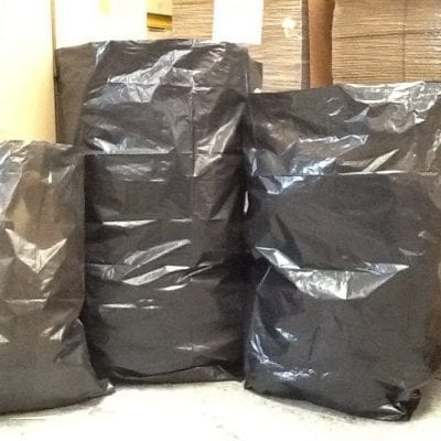 Polythene Sacks & Bags